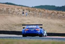 #80 Emil Frey Racing Jaguar XK: Lorenz Frey, Gabriele Gardel, Fredy Barth