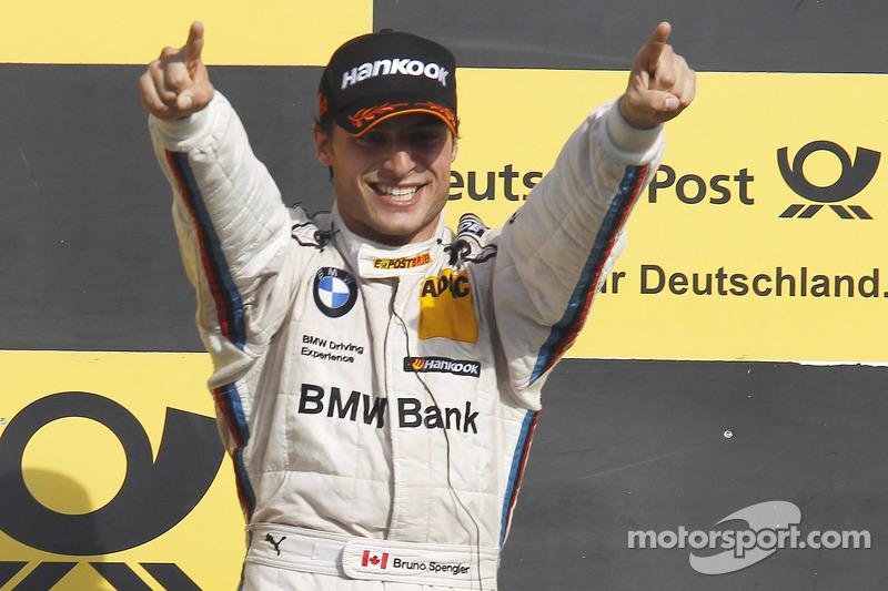 2012: Bruno Spengler (BMW)