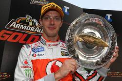 Sébastien Bourdais winnaar Dan Wheldon memorial trophy