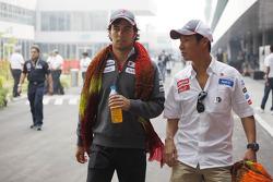 Sergio Pérez, Sauber con Kamui Kobayashi, Sauber