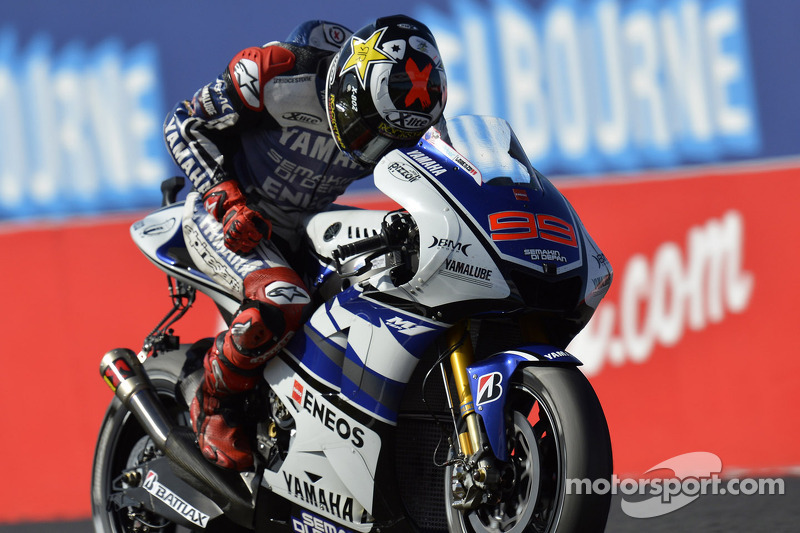 2012 - Jorge Lorenzo, Yamaha