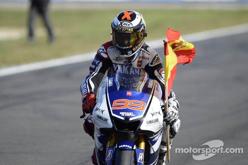 Kampiun 2012 Jorge Lorenzo, Yamaha Factory Racing
