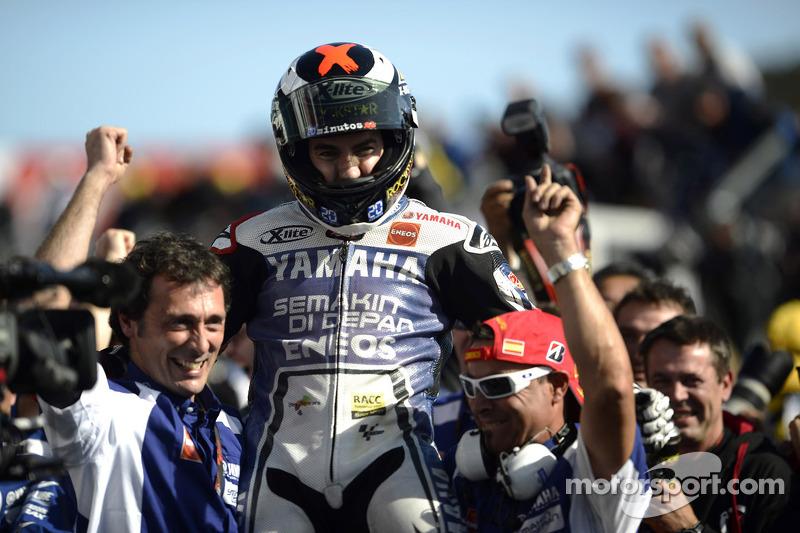 Второй титул в MotoGP