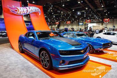 SEMA auto show
