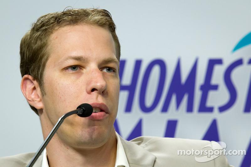 Championship contenders press conference: Brad Keselowski, Penske Racing Dodge