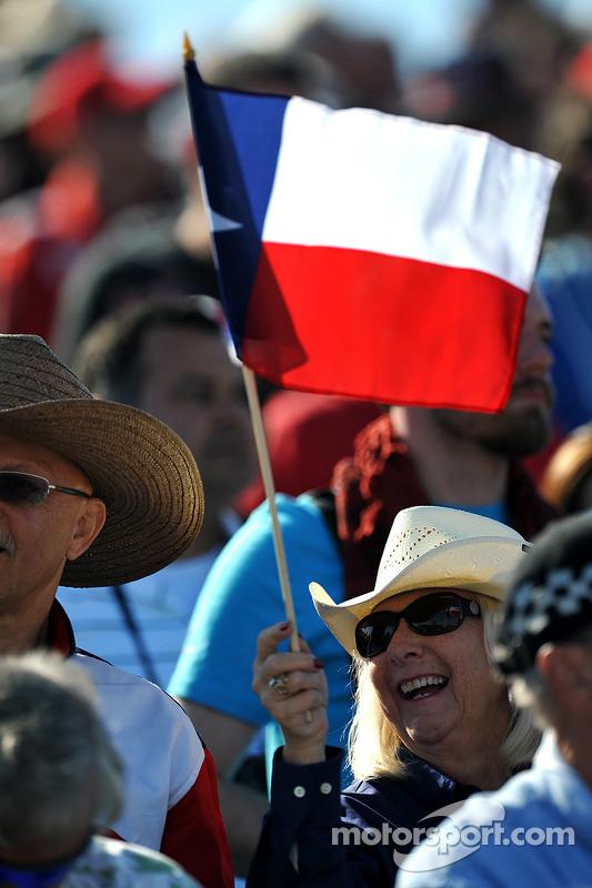 Texas vlag
