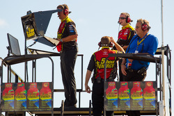 Team of Clint Bowyer, Michael Waltrip Racing Toyota