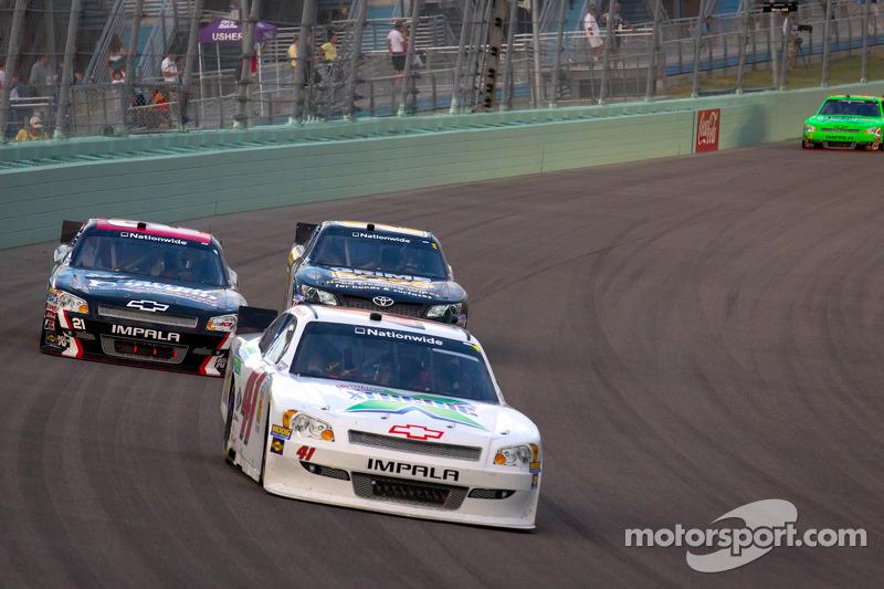 Juan Carlos Blum, Rick Ware Racing Chevrolet