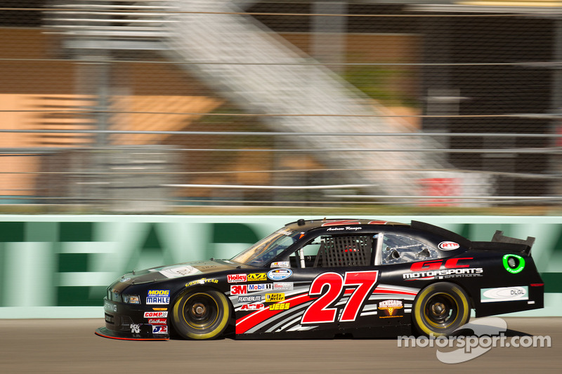 Andrew Ranger, Front Row Motorsports Ford