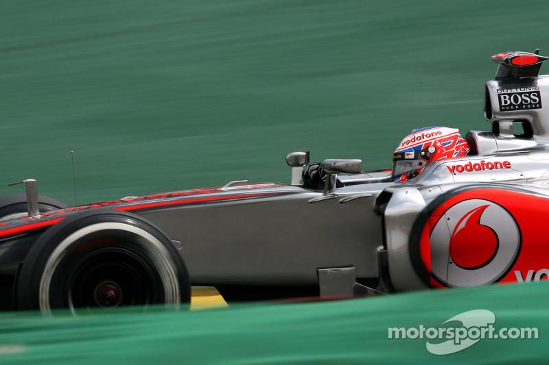 2012 - Jenson Button, McLaren