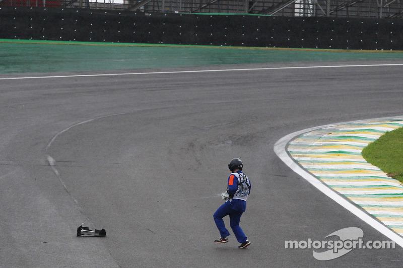 ГП Бразилии, Воскресная гонка.
