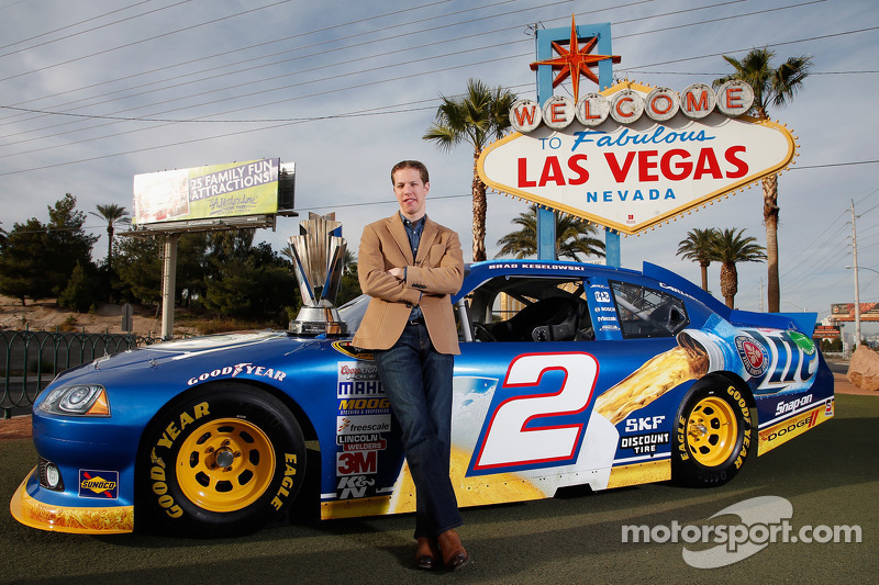2012 - NASCAR Cup: Brad Keselowski (Dodge Charger)