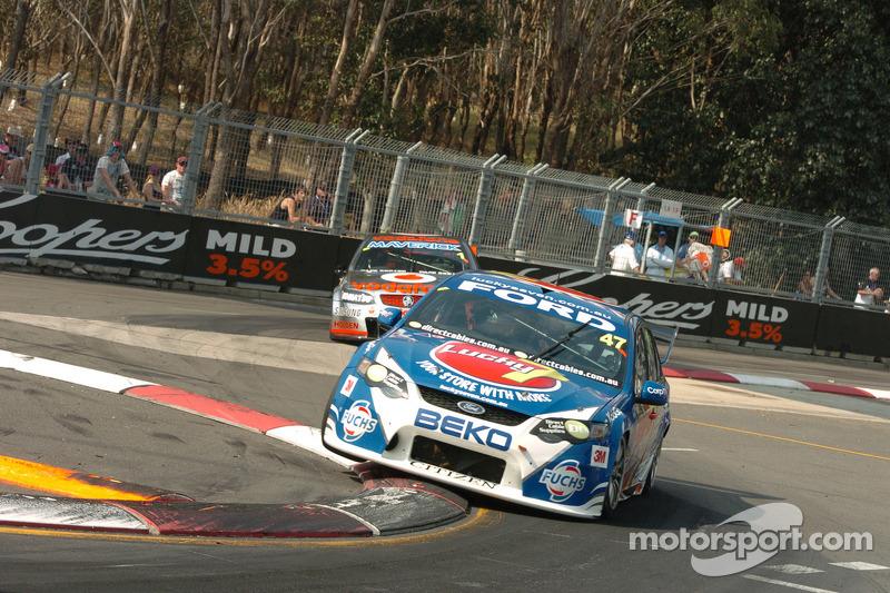 Tim Slade, Lucky 7 Racing