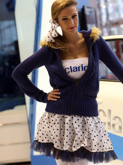 Clarion Stand Girl