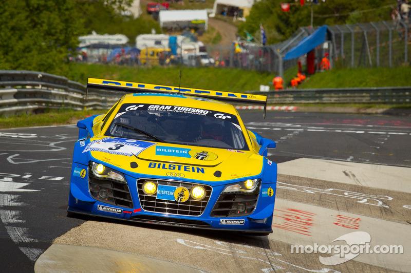 2012: Marc Basseng, Christopher Haase, Frank Stippler, Markus Winkelhock (Audi R8 LMS Ultra)