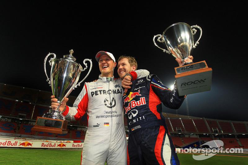 Гонка чемпионов 2012 года