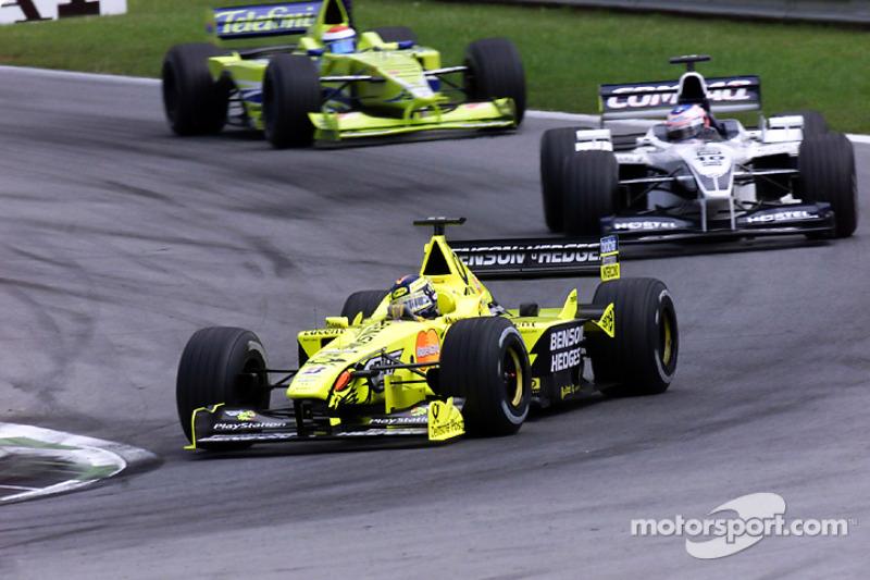 Хайнц-Харальд Френцен. ГП Австрии, Воскресная гонка.