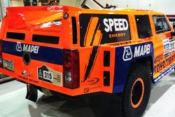 #315 Hummer: Robby Gordon, Kellon Walch