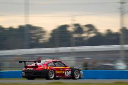 #30 MOMO/NGT Motorsport Porsche GT3: Jakub Giermaziak, Angel Andres Benitez Jr., Sean Edwards
