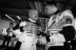 Yojiro Terada e Sylvain Tremblay