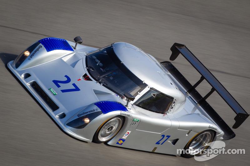 #27 BTE Sport Ford Riley: Emmanuel Anassis, Anthony Massari, Doug Peterson