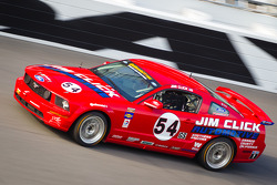 #54 Jim Click Racing Ford Mustang GT: Jim Click, Mike McGovern