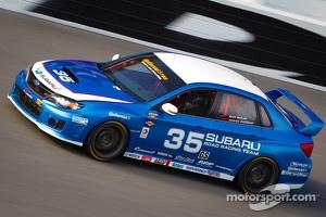 #35 Subaru Road Racing Team Subaru WRX-STI: Andrew Aquilante, Kurt Rezzetano, Bret Spaude