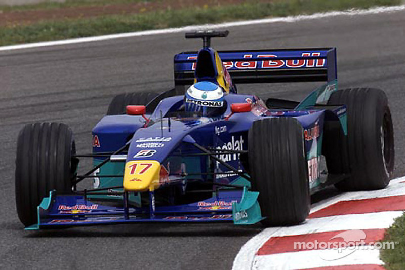 2000. Sauber C19 Petronas