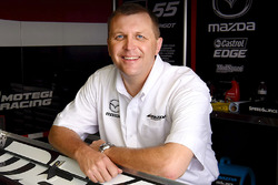 John Doonan, head of Mazda Motorsports USA