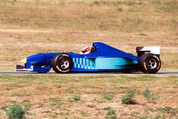 Михаэль Шумахер тестирует Sauber Petronas C16