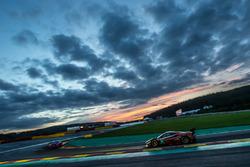 #51 AF CorseFerrari 488 GT3: Ishikawa Motoaki, Lorenzo Bontempelli, Olivier Beretta, Francesco Castellacci
