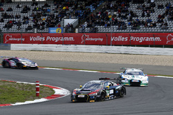 #4 Aust Motorsport, Audi R8 LMS: Dennis Marschall, Patric Niederhauser