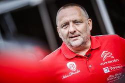 Yves Matton, Citroën Motorsport Direktörü