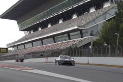 BMW M8 GTE Barcelona testing
