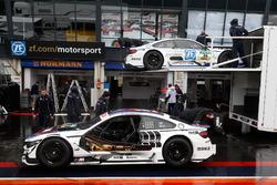 Tom Blomqvist'in, BMW Team RBM, BMW M4 DTM ve Maxime Martin, BMW Team RBM, BMW M4 DTM