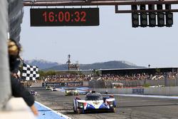 Sieg für #27 SMP Racing Dallara P217 Nissan: Matevos Isaakyan, Egor Orudzhev
