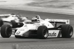 Le Grand-Prix de Suisse de 1982 avait été remporté par la Williams FW 08-Cosworth du Finlandais Keke Rosberg.