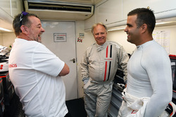 F1-Doppelsitzer: Paul Stoddart, Zsolt Baumgartner, Gene Haas