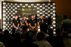 Себастьен Лёб, Team Peugeot-Hansen, Жан-Батист Дюбур, DA Racing, Йохан Кристофферссон, PSRX Volkswagen Sweden