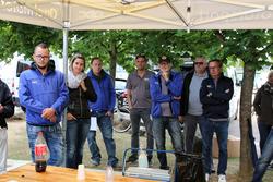 OPC Challenge, Anneau du Rhin, Pilotes