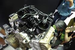 Presentación motor Desmosedici Stradale