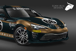 David Brabham Toyota 86 Announcement