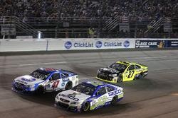 Ти Диллон, Germain Racing Chevrolet и Эй-Джей Алмендингер, JTG Daugherty Racing Chevrolet