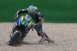 Авария: Реми Гарднер, Tech 3 Racing