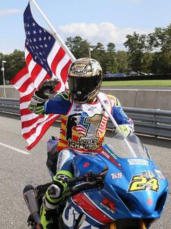 Toni Elías carrera New Jersey Moto Amércia