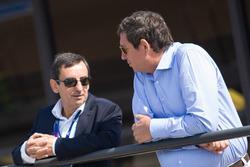 Pierre Fillon, ACO President, Gerard Neveu, WEC CEO