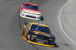 Brendan Gaughan, Richard Childress Racing Chevrolet, Michael Annett, JR Motorsports Chevrolet