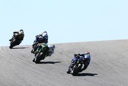 Jules Cluzel, CIA Landlord Insurance Honda, Sheridan Morais, Kallio Racing Yamaha