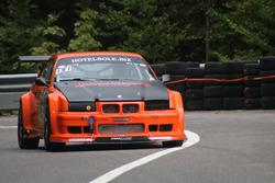Mario Bertocchi, BMW E36 3.2, Squadra Corse Quadrifoglio, 1. Manche