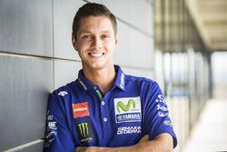 Michael van der Mark, Yamaha Factory Racing